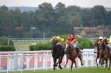 NEEDLESS SHOUTING WINS AT SANDOWN - 16th July 2014 - 
